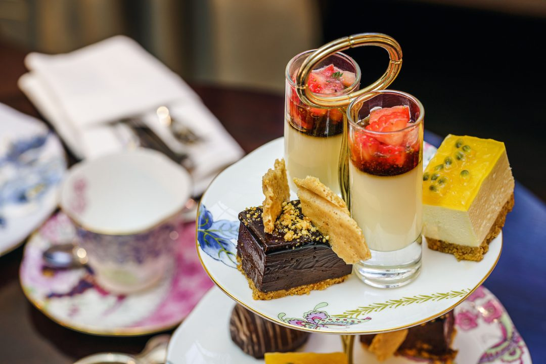 Tea & Cake in the Scottish Borders