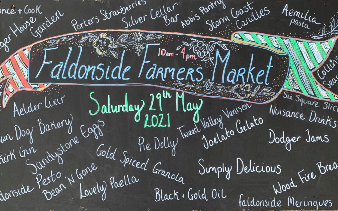 Faldonside Farmers Market