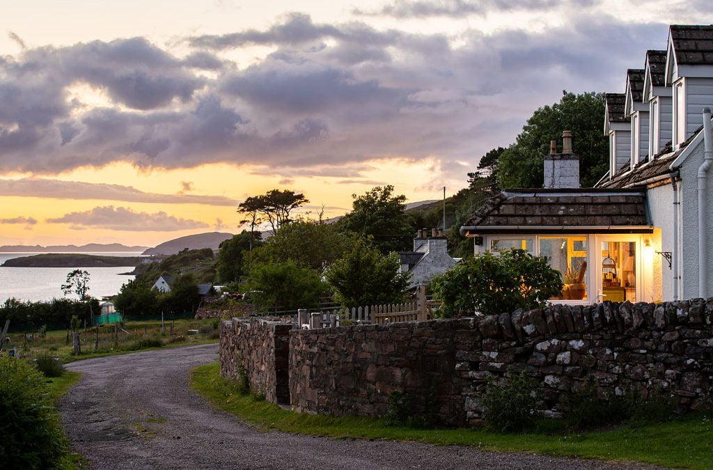 Shell Cottage & The Birdhouse, Applecross